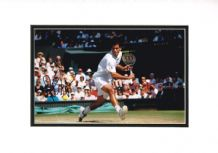 Pete Sampras Autograph Signed Photo - Tennis